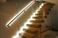 Stairs/Garage/Workshop/Shed LED Remote Strip Light Sets 9v Battery Powered