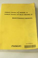 Fanuc Series oi Model D and Mate Model Maintenance Manual