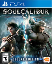 Soulcalibur VI: Deluxe Edition - PlayStation 4