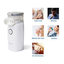 Manufacturer Nebulize Inhaler hand held travel handy Portable Ultrasonic mist