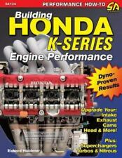 Building Honda K-Series Engine Performance (Paperback or Softback)