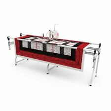Grace Q'nique Long Arm Quilting Machine and Grace SR2+ Frame Combo New