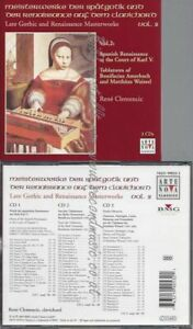 CD--CLEMENCIC,RENE UND VARIOUS | --WORKS FOR CLAVICHORD VOL.2