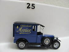 MATCHBOX MODELS OF YESTERYEAR Y-5 1927 TALBOT MENIER  ENGLAND  1:47 W+
