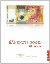 Slovakia chapter from new catalog of world notes, The Banknote Book