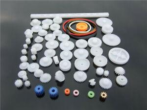 Kunststoff Riemenscheibe Zahnradsatz Zahnradsätze für Spielzeugteile 60 Arten