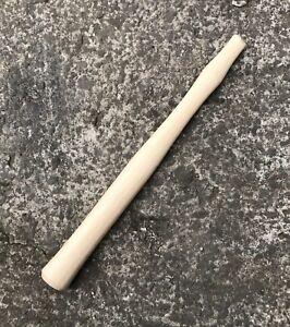 "Richard Carter 12"" Engineers Ball Pein Hammer Handle - Grade A Hickory 305mm"