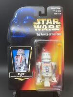 Kenner -Star Wars: Power of the Force - R5-D4 w/ Missile Launcher - #9641 NIB