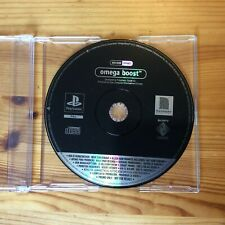 Omega Boost - PS1 - Promo Copy - 1999