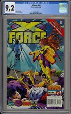X-FORCE #58 - CGC 9.2 - 1627033022