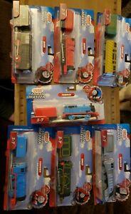 NEW Fisher Price Thomas & Friends Track Master Motorized Engine Set of 7 Trains