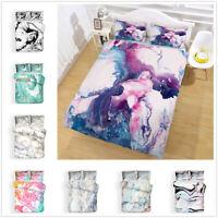 3D Modern Marbling Print Duvet Cover Bedding Set Comforter Cover Pillowcase