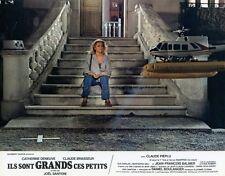 CATHERINE DENEUVE ILS SONT GRANDS CES PETITS 1979 VINTAGE LOBBY CARD #5