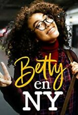 BETTY EN NY,TELENOVELA MEXICO-USA 16 DVDS 2019