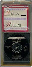 Maria Callas - Maria Callas Sings Bellini - New 1989 Opera CD! Norma, Il Pirata