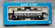 Life-Like Texaco Tank Car