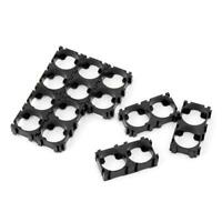 20 PCs Battery Spacer 18650 Radiating EV Pack Plastic Shell Heat Holder Bracket