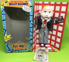 Pee-Wee's Playhouse - 1988 Billy Baloney Dummy Ventriloquist Doll #3540 Nos