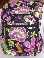 VERA BRADLEY LIGHTEN UP CAMPUS BACKPACK BOOK BAG - PIROUETTE PINK - NEW WITH  TAG 0bb583947e92f