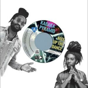 "Kabaka Pyramid - Nice Up the Dance - 7"" Vinyl Single - Pre Order - 12th March"