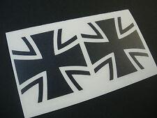 eisernes kreuz karosserie aufkleber embleme zum auto. Black Bedroom Furniture Sets. Home Design Ideas