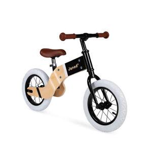 Janod - Deluxe Wooden Balance Bike
