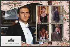Mayreau Grenadines St Vincent 2014 MNH Downton Abbey 4v M/S I TV Series Stamps