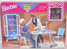 Barbie 1998 So Real So Now Dining Room 67551-94 New in Box