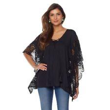Maglie e camicie da donna in pizzo con scollo a v taglia XL