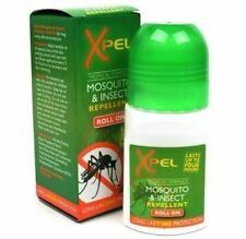 2x Xpel Mosquito and Insect Repellent Roll On - 75ml