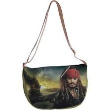 Pirates of the Caribbean Messenger Canvas Cross Body Beach Bag p50 w1066