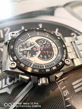 OROLOGIO SEIKO, Kinetic Arctura, cronografo e cinturino in acciaio
