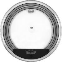 Remo Powersonic Clear Bass Drumhead 22 in.