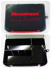 Megabass - LUNKER LUNCH BOX ML-210 13cm x 20cm x 3.6xm