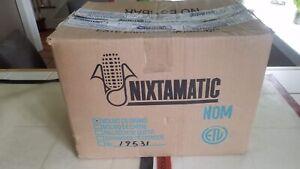 nixtamatic molino wet corn grinder for fresh masa from nixtamal