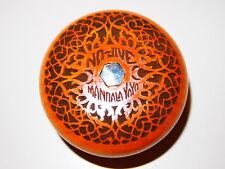 1 RARE Tom Kuhn MANDALA 3 LACE  Laser Carved  YoYo  MINT  (EARLY TOM KUHN)