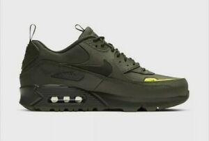 Nike Air Max 90 Surplus Cargo Khaki Shoes CQ7743-300 Mens Size 8 = Womens 9.5