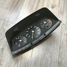 MERCEDES W123 Instrument Cluster Tachometer RPM 4 Zyl Cyl Speedometer 0-200Km/h