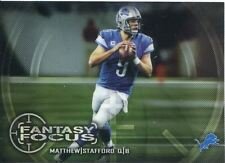 Chrome Football 2014 FANTASY FOCUS FF-MS Matthew Stafford-Detroit Lions