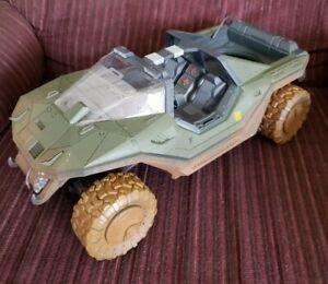 Halo Reach Deluxe UNSC M12 Warthog 2010 McFarlane Toys Spartan Vehicle Microsoft