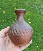 Wonderful Studio Pottery Vase Mystery Artist