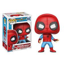"MARVEL HOMECOMING SPIDER-MAN HOMEMADE SUIT  3.75"" POP VINYL FIGURE FUNKO 222"