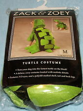 Zack & Zoey DOG Turtle Costume Size Med Halloween NEW