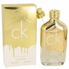CK One Gold by Calvin Klein Eau De Toilette Spray (Unisex) 3.4 oz for Men