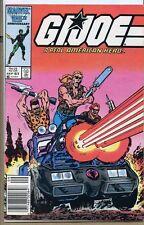 G.I. Joe A Real American Hero 1982 series # 51 UPC code fine comic book