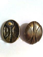 Ben-Amun Oval Tribal Stud earrings