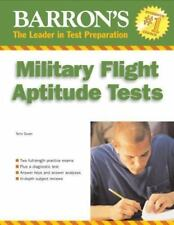 Barron's Military Flight Aptitude Tests by Duran, Terry