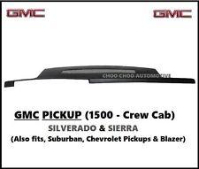 GMC Sierra Pickup Suburban Dash Cap Cover Overlay 1988 1989 1991 1992 1993 1994