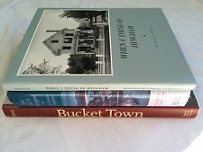 Bucket Town Book Gift Pack w/  Not All is Changed & When I Think of Hingham
