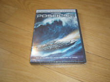 Poseidon (DVD, 2006, 2-Disc Set, Box Set) New & Sealed